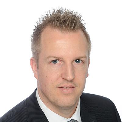 Tobias Lürßen vom Team Klaus Geest