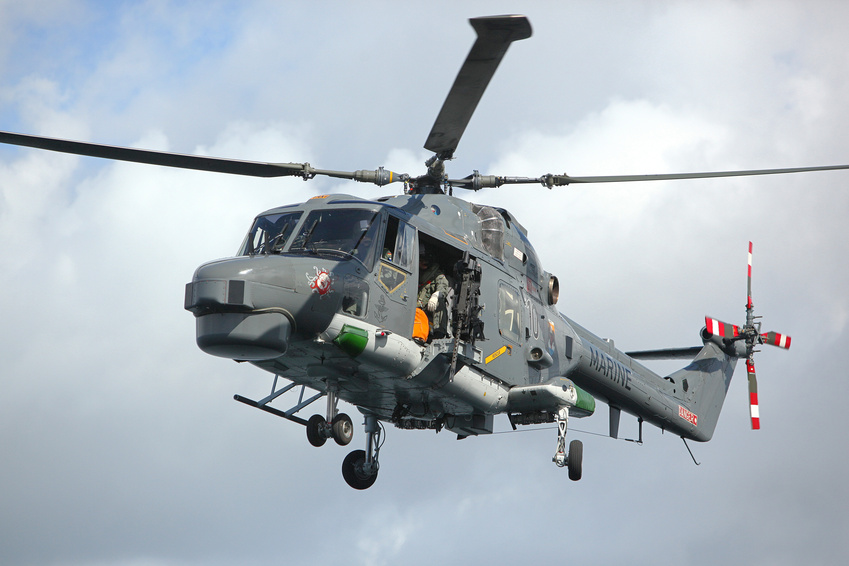 Sea Lynx der Bundesmarine
