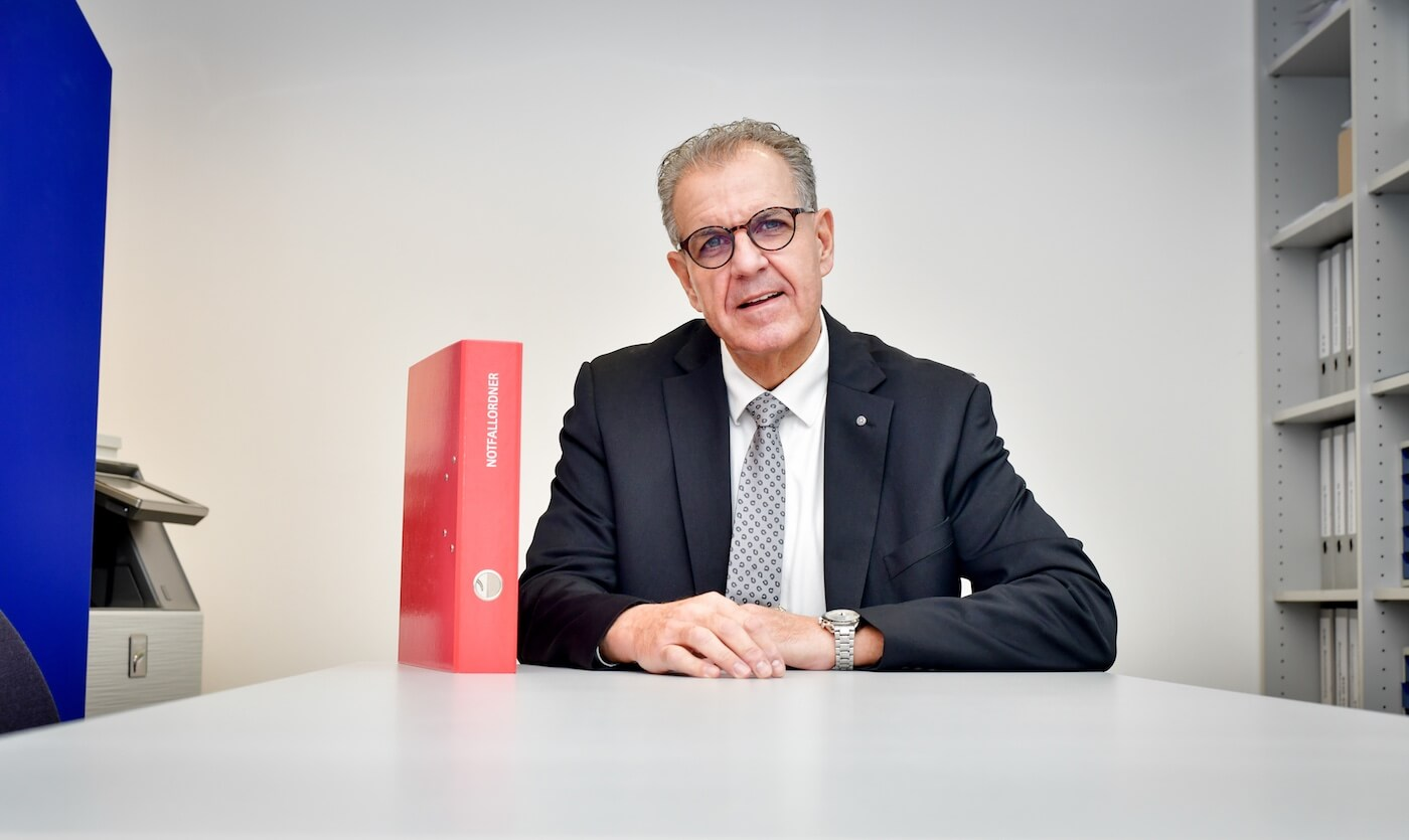 Klaus Geest vom Team Klaus Geest