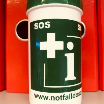Die Notfalldose – Praktischer Lebensretter