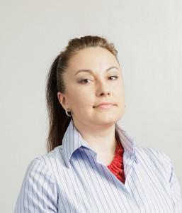 Olga Passbild