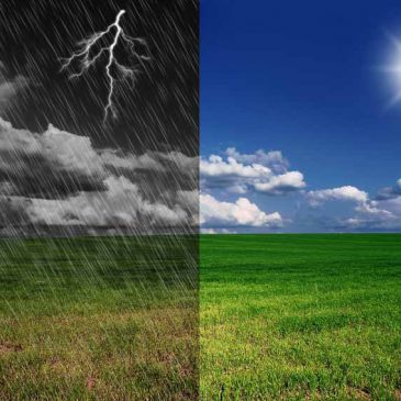 Derzeitige Wetterkapriolen und Elementarschäden – Der Elementarversicherungsschutz